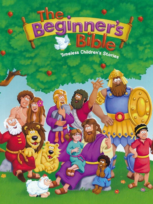 The Beginner's Bible - Ages: 8-12