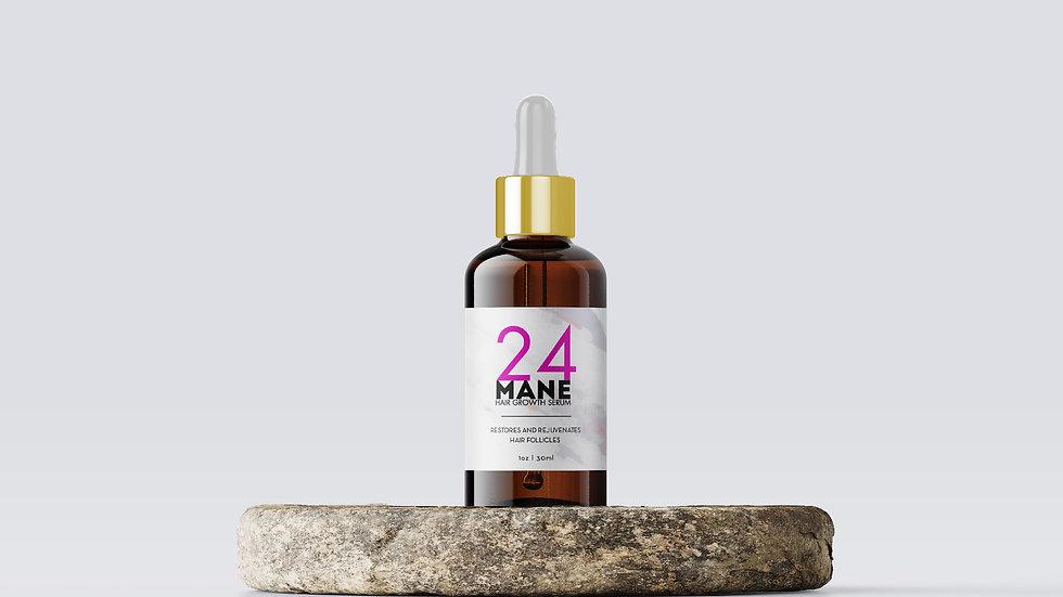 24 Mane Hair Growth Oil
