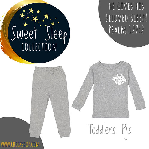 Sweet Sleep Pajamas- Toddlers