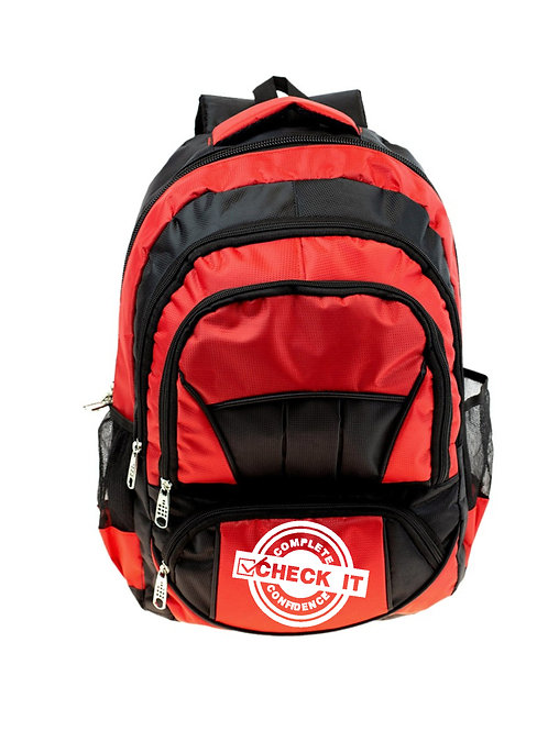 Big Kid's Check It Backpack