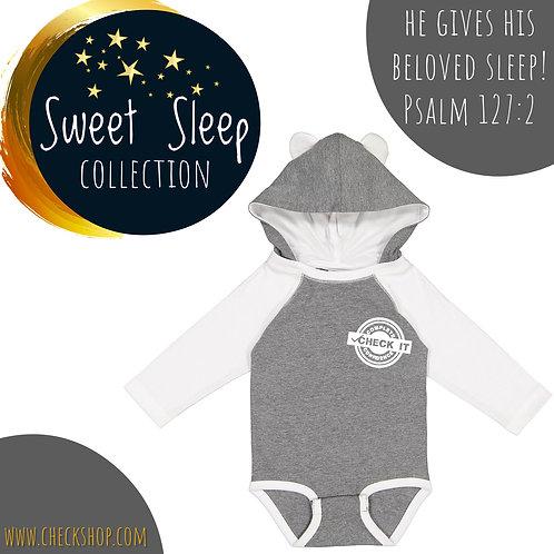 Sweet Sleep Bodysuit- Babies