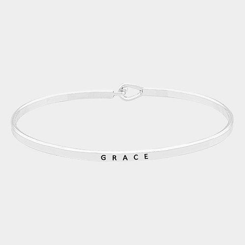 """""""Grace"""" Delicate Hook Bracelet"""
