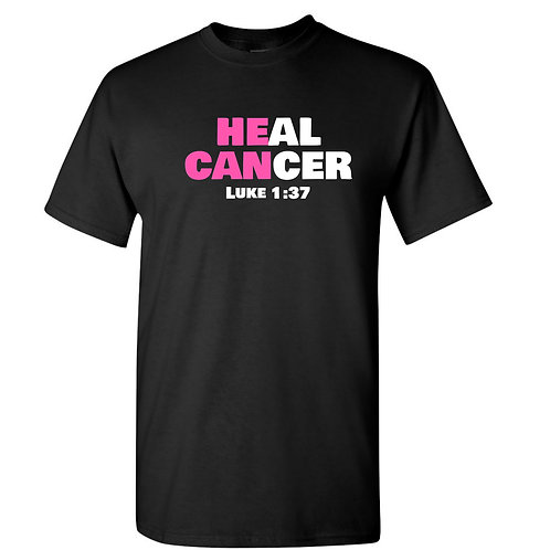He Can Heal Cancer