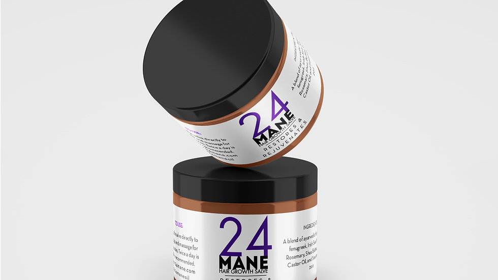 24 Mane Hair Growth Salve