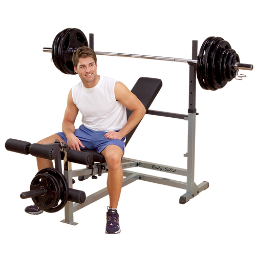 Body - Solid Power Center Combo Bench