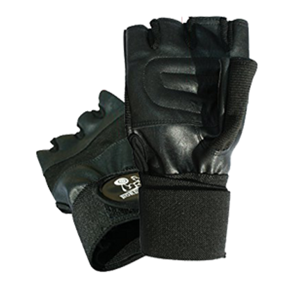Sports Group Weight Lifting Gloves (WG-1053 Black)