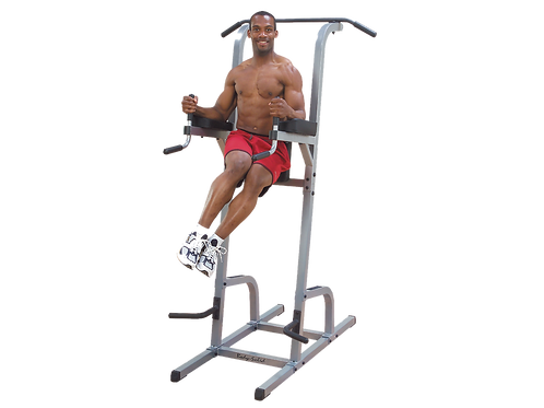 Body - Solid Vertical Knee Raise Dip Pull Up