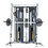 Thumbnail: TuffStuff Corner Multi-Functional Trainer with Smith Press Attachment