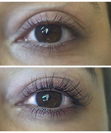 KERATIN LASH LIFT | Best Eyelash Extensions and Keratin Lash