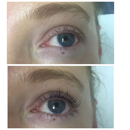 Keratin Lash Lift Atlanta