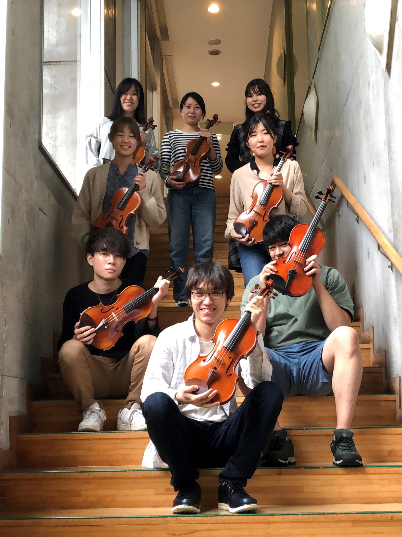 ヴァイオリンパート