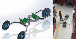 Colombia construirá el rover que usará la primer mujer que pise la Luna