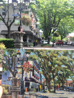 Camas Hotel Corner