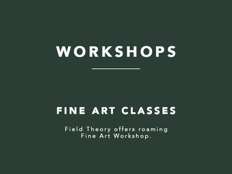 Alaska Fine Art Workshops