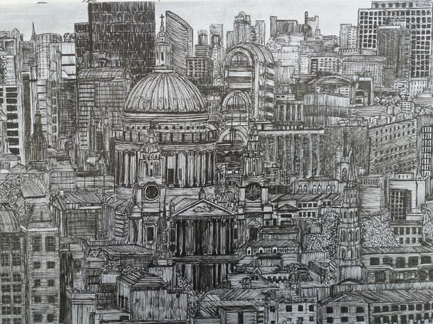 St Paul's Cityscape
