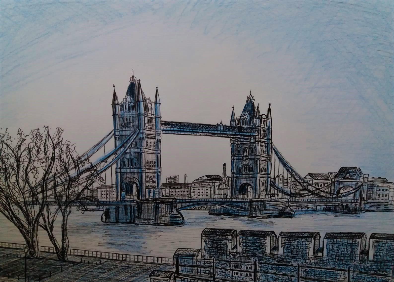 Tower Bridge - Winter 2019