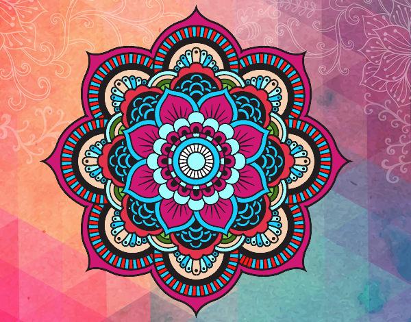 3 Pimentas Placa De Tecido Galeria Mandala