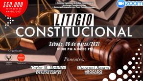 LITIGIO ESTRATÉGICO CONSTITUCIONAL