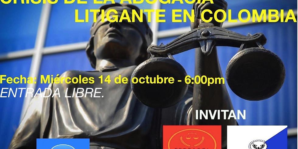 CRISIS DE LA ABOGACIA EN COLOMBIA
