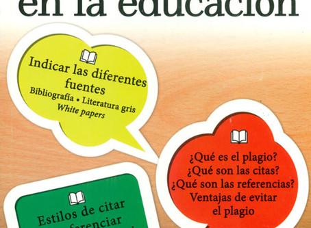 Citar, referenciar y evitar plagio en la educación. Kathleen McMillan PDF