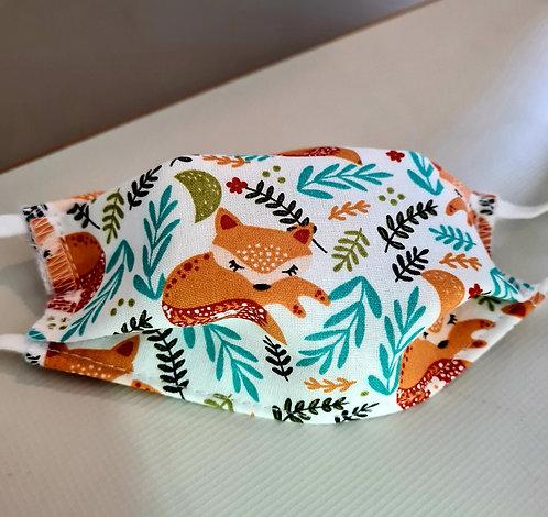Masque tissu lavable à usage non sanitaire cat1 enfant4