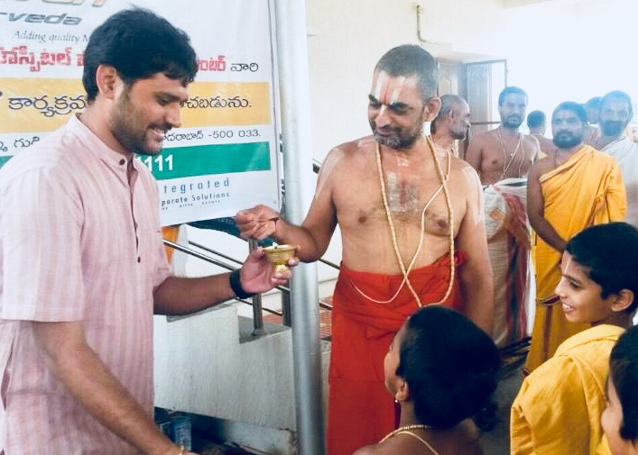 Swarnamrutha Prashana An Ayurvedic Immunisation Programme