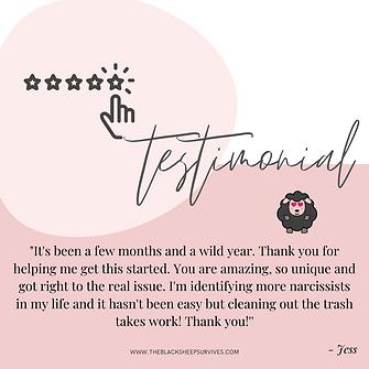 Pink Minimalist Testimonial Instagram-4.