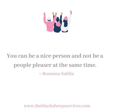 People Pleasing Is Holding You Back