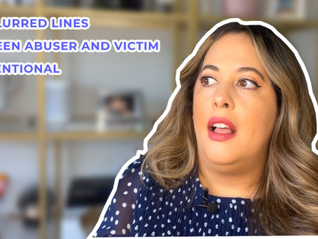 The Blurred Lines Between Victim and Abuser