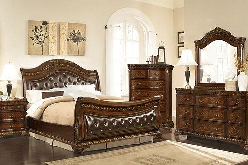 Alexander King bed