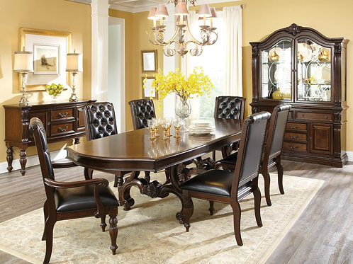 7pcs Dining Set-Churchill