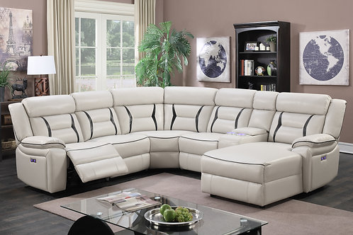 Grace Power Sectional