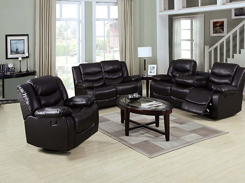 Paco Sofa,Love Seat and Chair