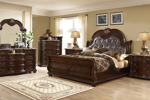 Melody 8Pcs King Bedroom Set