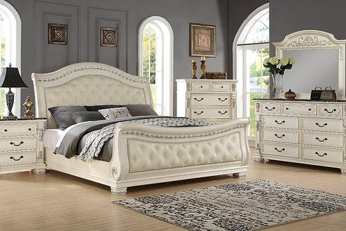 Turkey King Bedroom Set 8Pcs