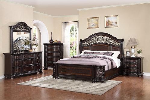 Jaxon King Bed