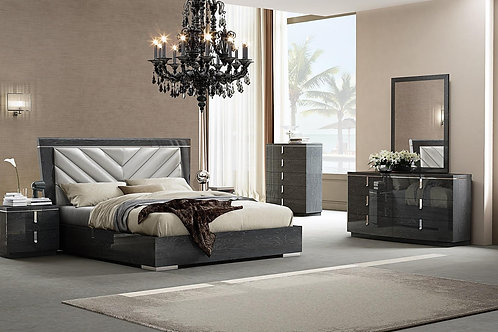 mega511 King/queen complete bedroom suite 8pieces