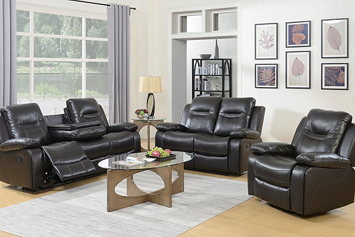 Paco Sh Recliner set