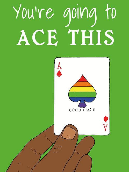 Gay Good Luck Ace