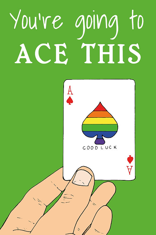 Gay Good Luck Ace