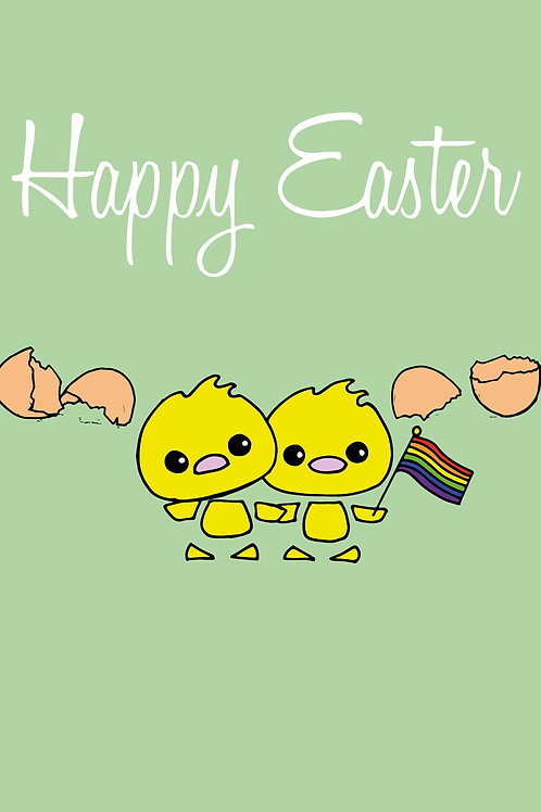 Gay Easter Chicks