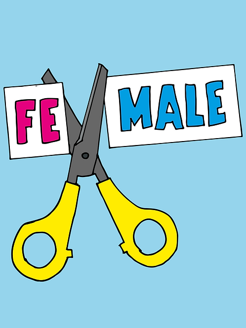 Female To Male Transition Card