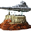 Thumbnail: Star Wars The Empire Over Jedha City - 5098 pieces