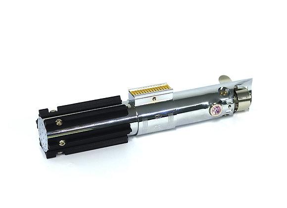 Rey's Graflex Force FX lightsaber   RBG orNeopixle Blade