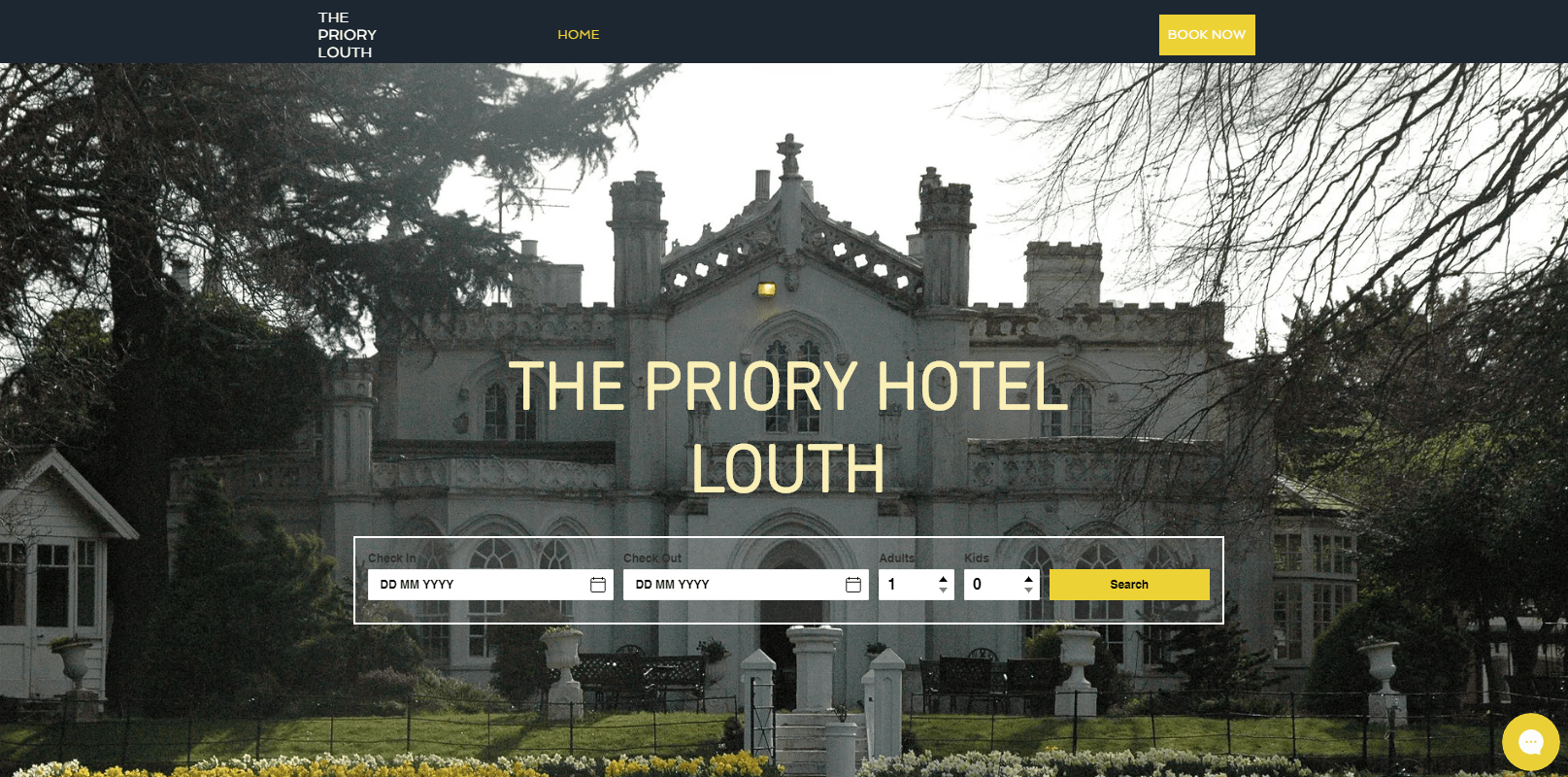 The Priory Hotel Louth