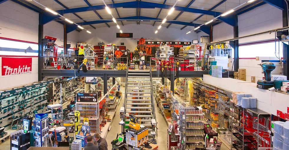 Outils électriques et accessoires à Namur