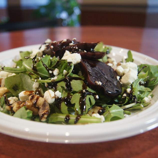 Beet & Walnut Salad