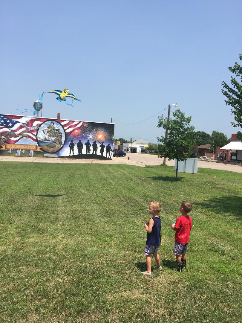 Future Home of Veteran's Memorial