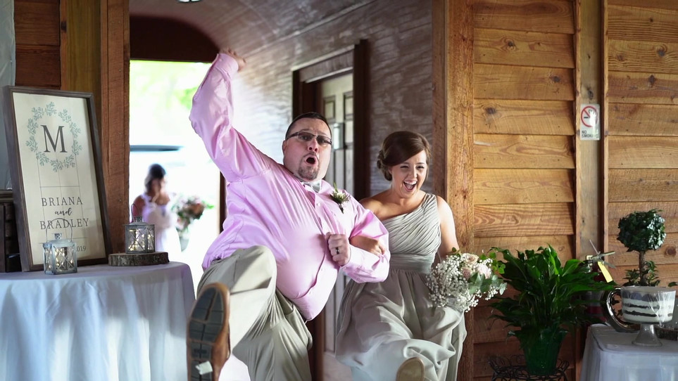 Bradley & Briana McGaha Wedding