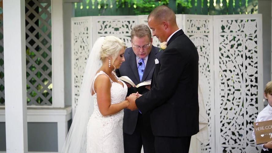 Ryan & Taylor Wedding Short Recap
